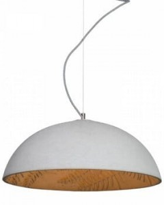 Lampa betonowa JUNGLE średnica 60cm