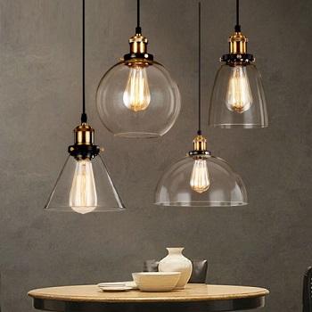 Lampy wiszące szklane Blog sklep Domodes